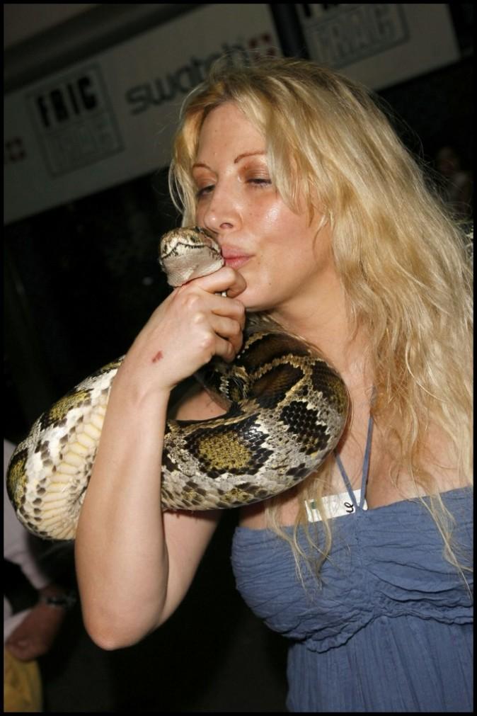 Toujours aussi passionnée par les animaux !