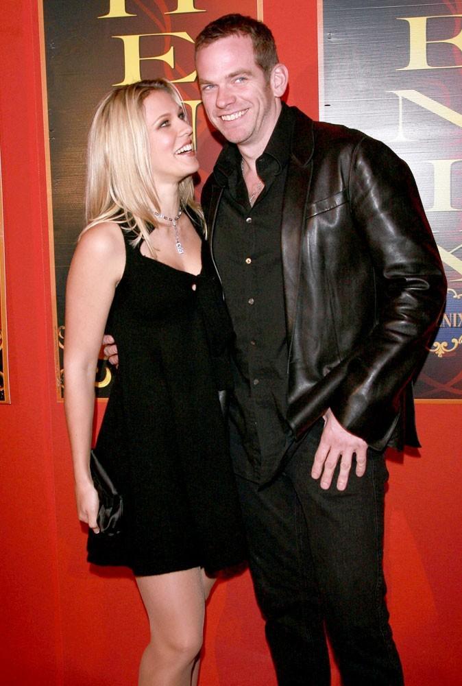 Photos : Lorie et Garou en 2007