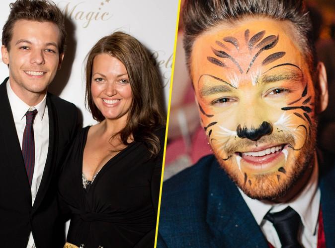 Louis Tomlinson avec sa maman, Liam Payne maquillé, l'art de faire bonne figure pour les 1D !