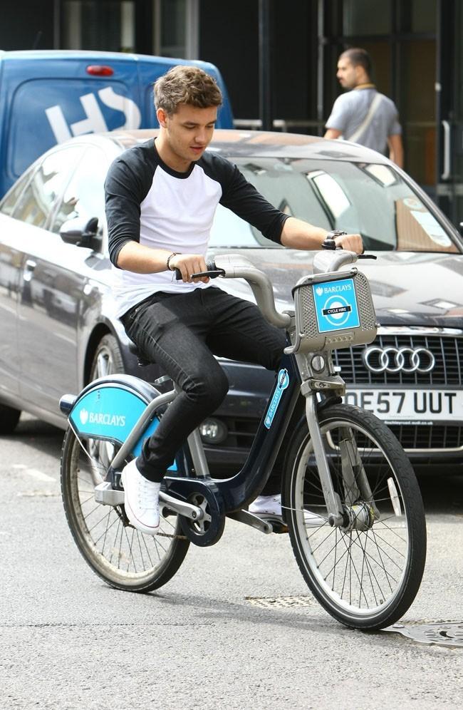 Liam Payne le 22 août 2012 à Londres