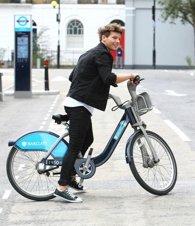 Louis Tomlinson le 22 août 2012 à Londres