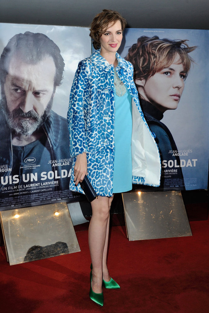 Photos : Louise Bourgoin rayonne sur le red carpet