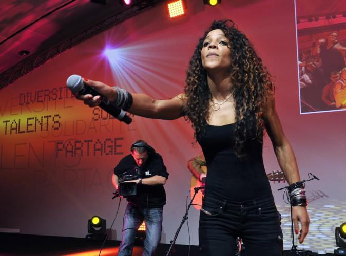 Louisy Joseph : elle signe son premier retour scène depuis son élimination de Danse avec les stars !