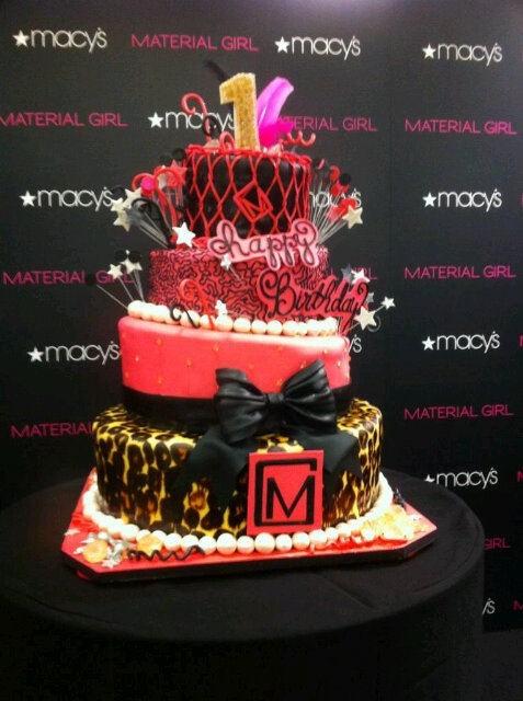 Un sacré gros gâteau !