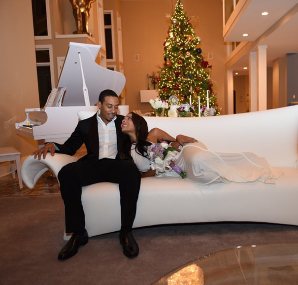 Photos : Ludacris : le rappeur a épousé Eudoxie, découvrez toutes les photos du mariage !