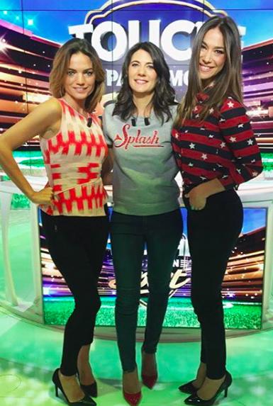 Francesca Antoniotti, Estelle Denis et Clio Pajczer