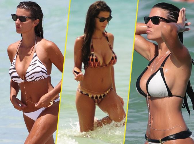 Ludivine Sagna : retour en images sur ses plus belles sorties en bikini à Miami !