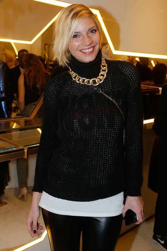 Nadège Lacroix à Paris le 4 mars 2015