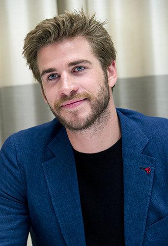 Liam Hemsworth le 3 novembre 2015