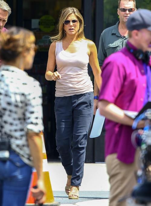 Photos : Jennifer Aniston : une heureuse nouvelle à nous annoncer avec le tournage de Mother's Day ?