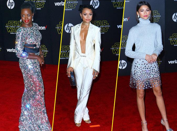 Lupita Nyong'o, Karrueche Tran, Zendaya Coleman : un combat de bombes sur tapis rouge !