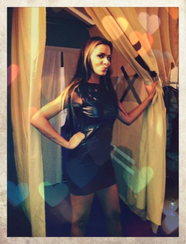 Shy'm a piqué la robe d'Alizée !