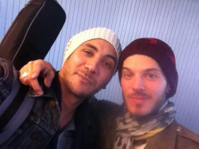 Avec Merwan Rim