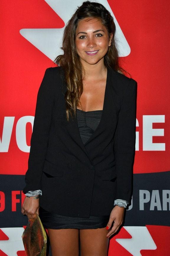 Leslie au concert Voltage Paris Live organisé à Paris le 8 juin 2013