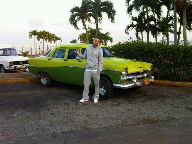 Il a trouvé la voiture de ses rêves !