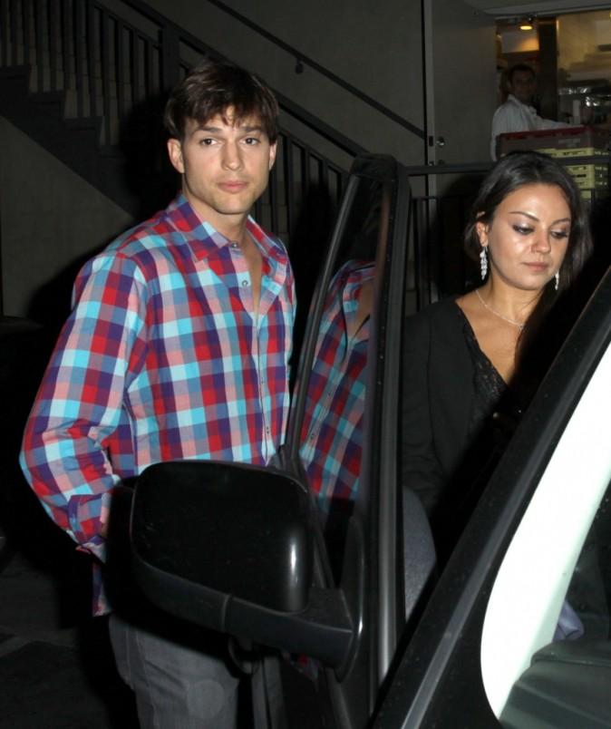 Mila kunis et Ashton Kutcher : les nouveaux lovers !