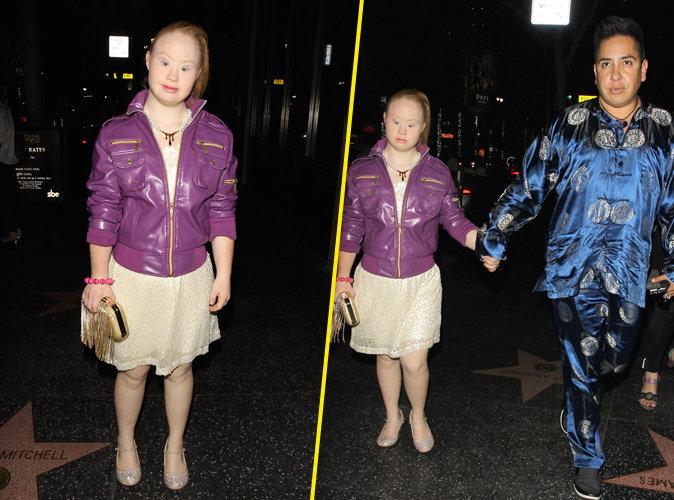 Madeline Stuart à Los Angeles le 9 octobre 2015