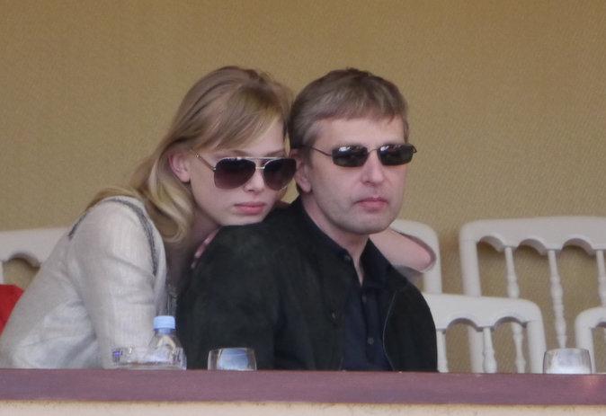 Dimitry et Elena Rybolovlev