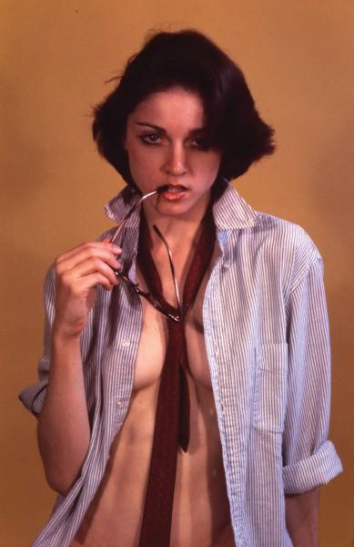 Madonna nue à l'âge de 18 ans...