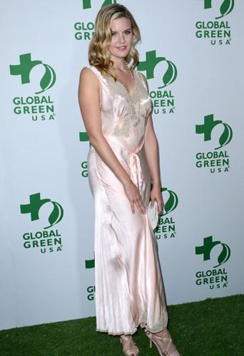 Maggie Grace à Los Angeles le 26 février 2014