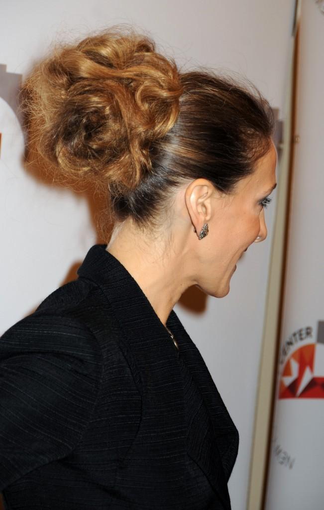 Sarah Jessica Parker lors de la soirée New York City Center Reopening-Ribbon Cutting & Performance à New York, le 25 octobre 2011.