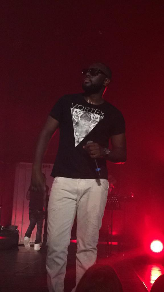 Photos : Maitre Gims et Vitaa au Théâtre de Paris, on y était !