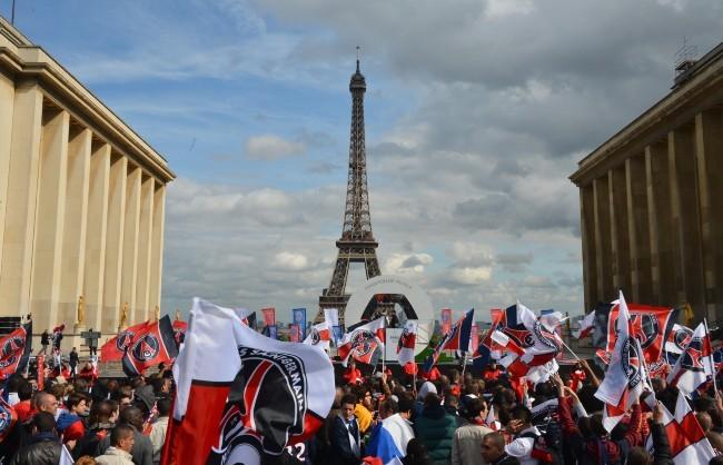 La place du Trocadéro