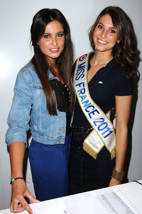 Malika Ménard et Laury Thilleman, deux miss France à tomber !