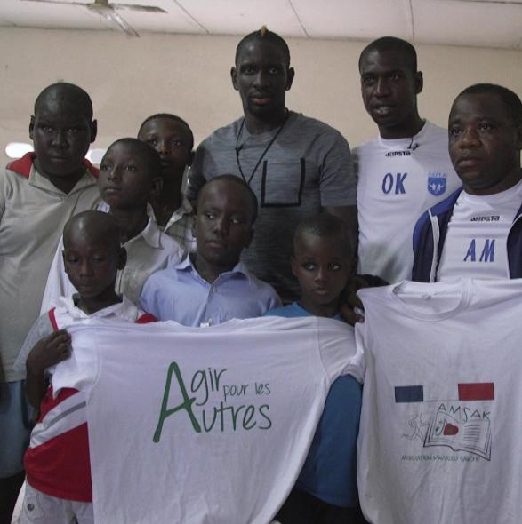 Photos : Mamadou Sakho en prison...