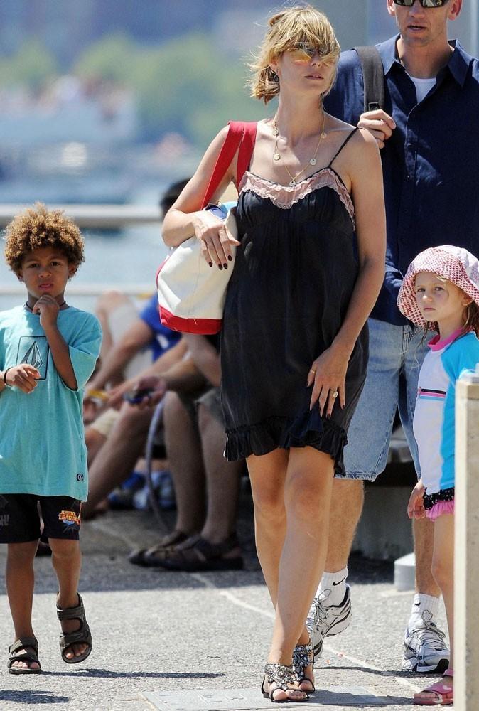 Secret minceur de maman : même après quatre grossesses, Heidi Klum a conservé sa silhouette !