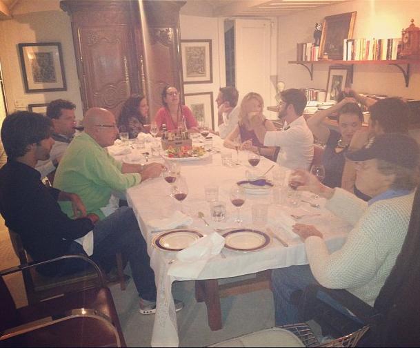 Diner d'anniversaire pour Marc Jacobs !