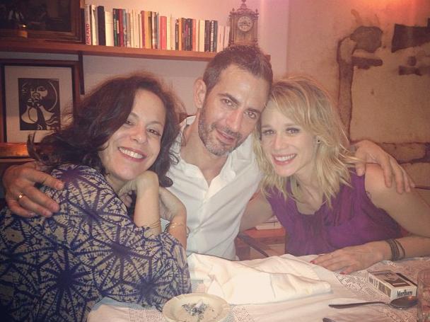 Marc Jacobs fête ses 50 ans avec ses amies