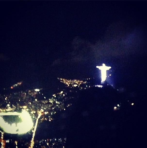 Rio la nuit...