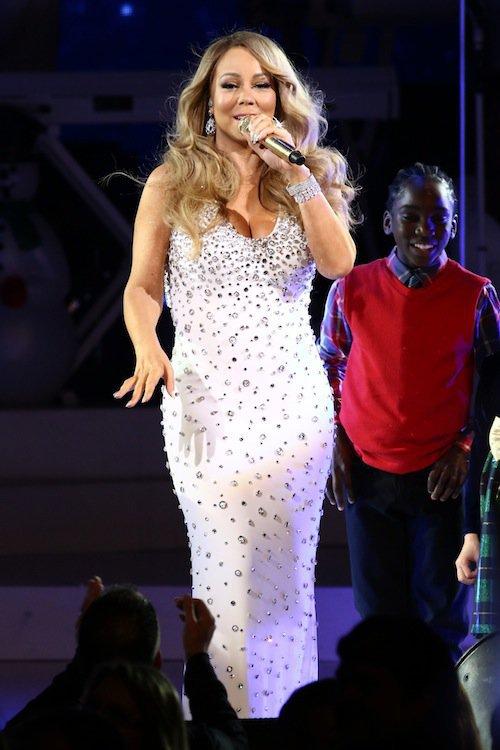 Photos : Mariah Carey : amincie et plus amoureuse que jamais !