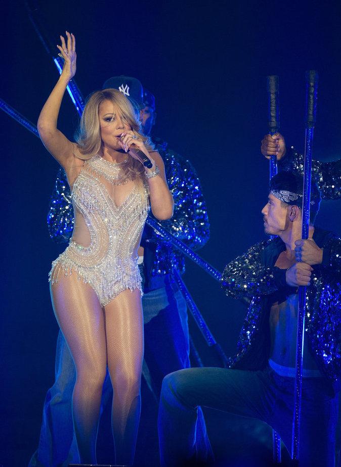 Mariah Carey a fait un show incroyable !