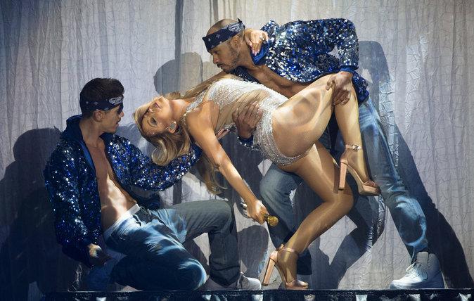 Mariah Carey a l'air en pleine forme