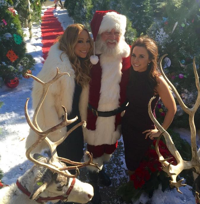 """Mariah Carey : entre deux caprices, elle copine avec une star de """"Lolita malgré moi""""..."""