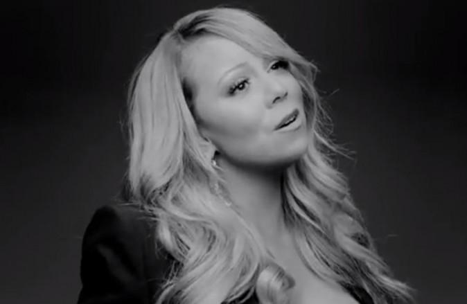 Mariah Carey dans son dernier clip, Almost Home !