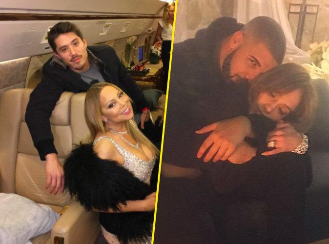 Mariah Carey et Jennifer Lopez : à l'approche de la cinquantaine, elles misent sur les trentenaires !