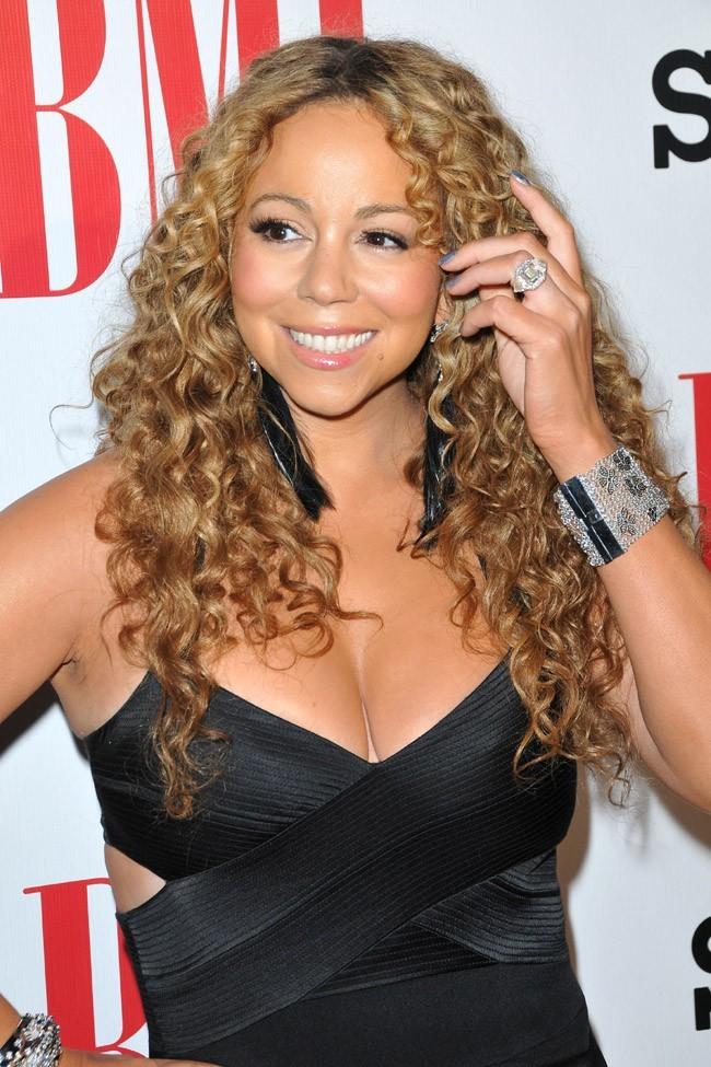 Mariah Carey aux BMI Urban Awards à Los Angeles le 7 septembre 2012