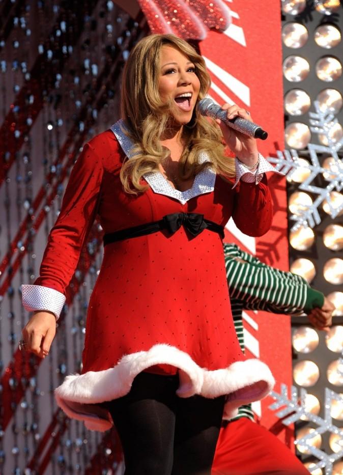3 décembre 2010 : à la parade de Disneyland
