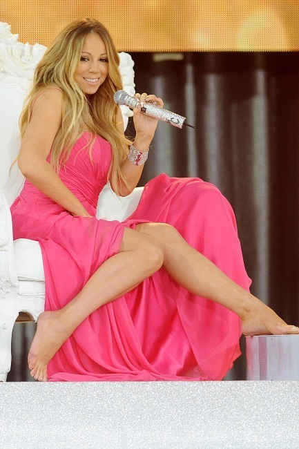 Mariah Carey le 24 mai 2013 à New York