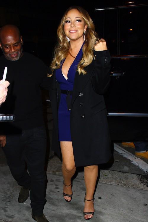 Photos : Mariah Carey : son show débarque à Las Vegas, elle remplace Céline Dion !