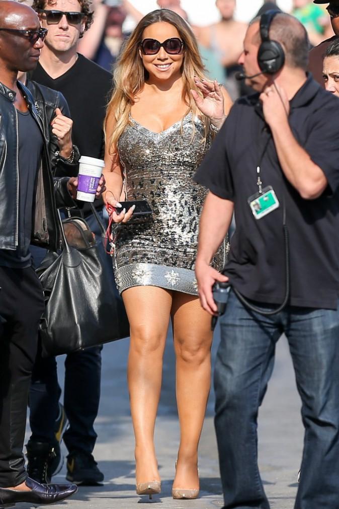 Mariah Carey le 18 mai 2015