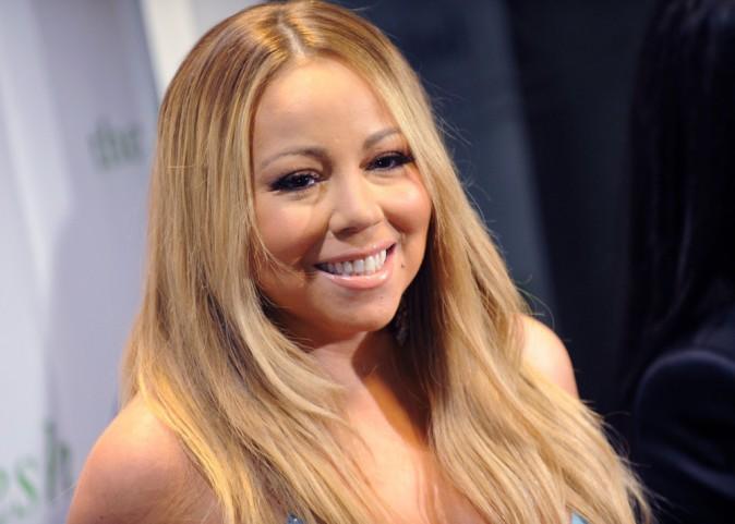 Photos : Mariah Carey : une bombe pétillante sur le redcarpet du Fresh Air Fund Gala !