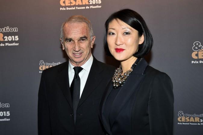 Marie Gillain, Pierre Niney... A quelques jours des César, ils se retrouvent tous au dîner des producteurs !