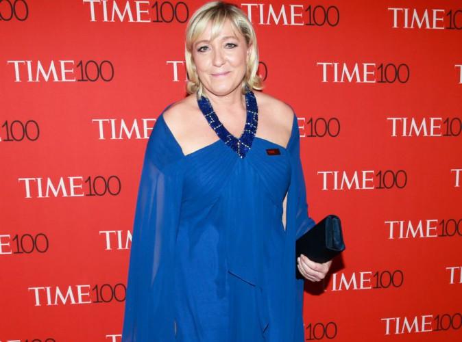 Marine Le Pen : personnalité influente, elle se met sur son 31 pour fouler le tapis rouge avec son compagnon !
