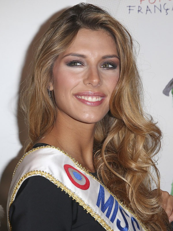 Camille Cerf - Miss France 2015