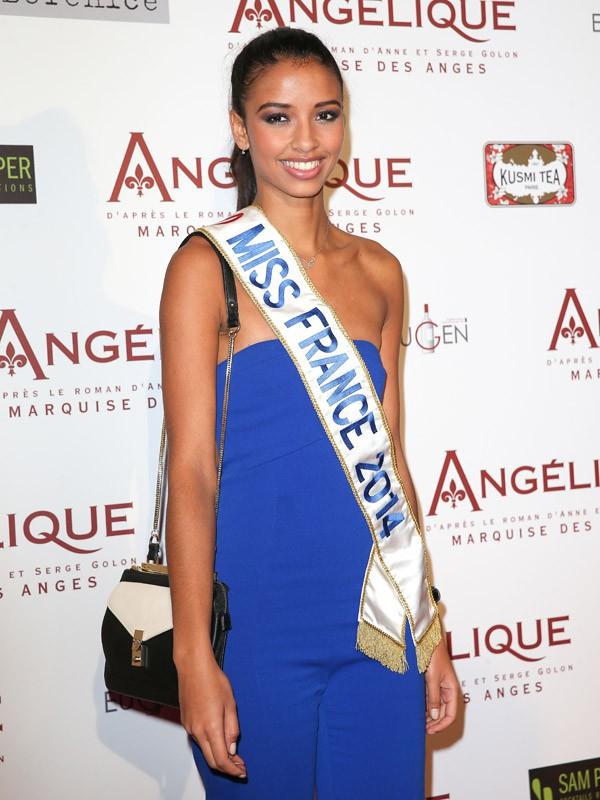 Flora Coquerel - Miss France 2014