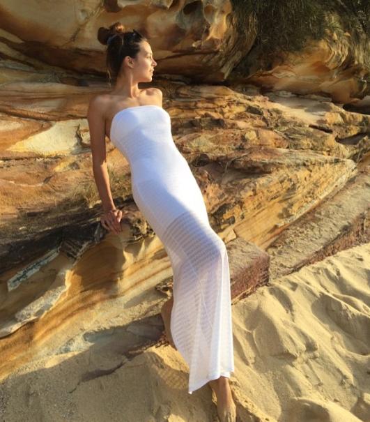 Photos : Marine Lorphelin : heureuse avec son chéri en Australie !